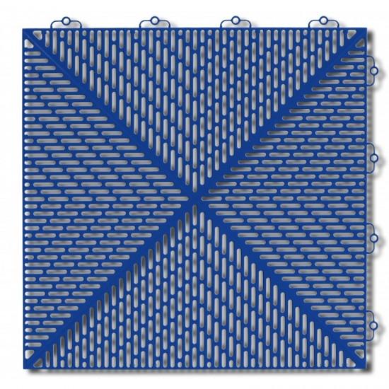 BR Bergo Unique Steel Blue 10mm