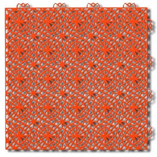 BR Bergo XL Orange 10mm