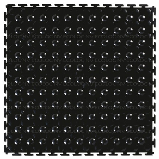 EL Lock Mat Comfort Black 14mm
