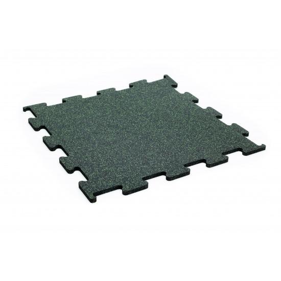 EW Skates puzzle Large Green Granulátová 12mm