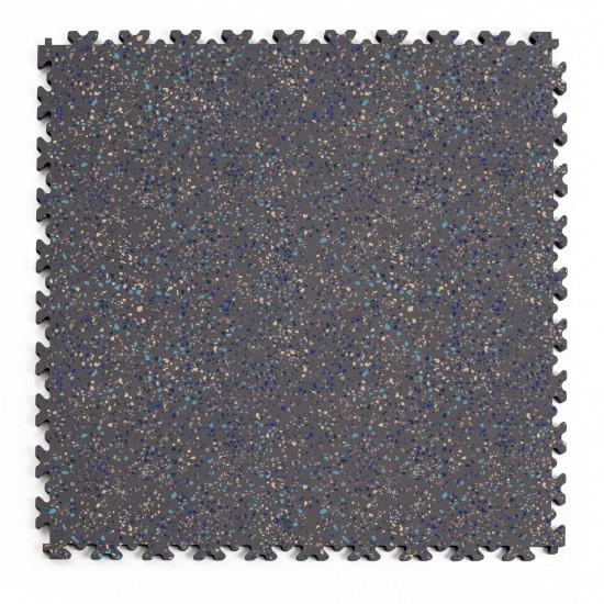 FL Heavy Duty Leather Granit 06 ECO GREY 7mm