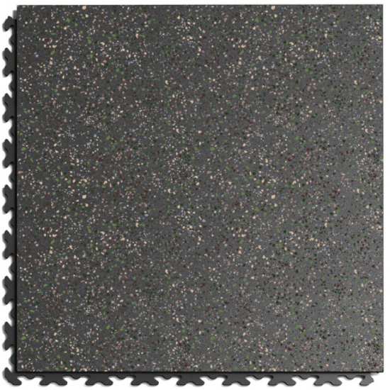 FL Masked Leather Granit 05 Eco Grey 6.7mm skrytý zámok