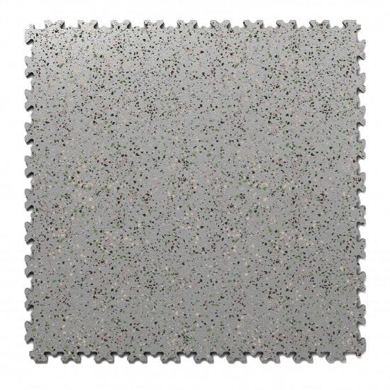 FL Heavy Duty Leather Granit 05 GREY 7mm