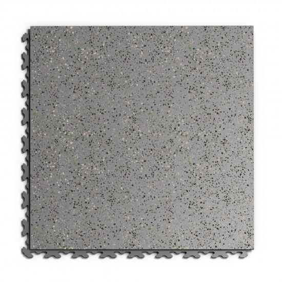 FL Masked Leather Granit 05 Grey 6.7mm skrytý zámok