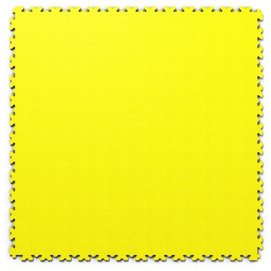 FL XL Leather Yellow 4 mm