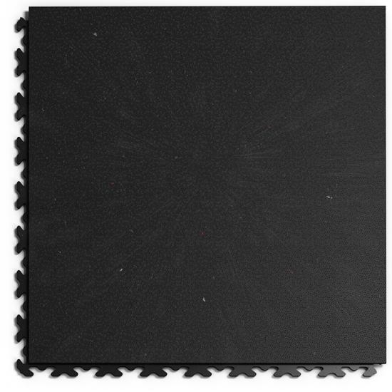 FL Masked Leather Black 6.7mm skrytý zámok
