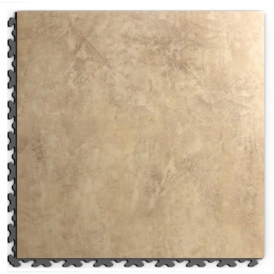 FL Masked Leather Design Stone 6.5mm skrytý zámok