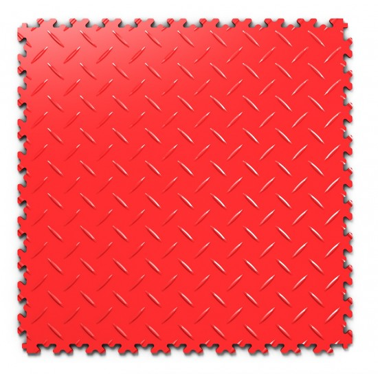 FL Heavy Duty Diamond Red 7 mm