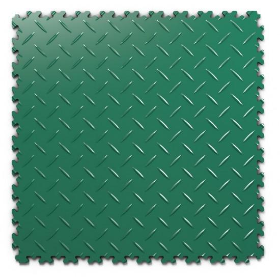 FL Heavy Duty Diamond Green 7 mm