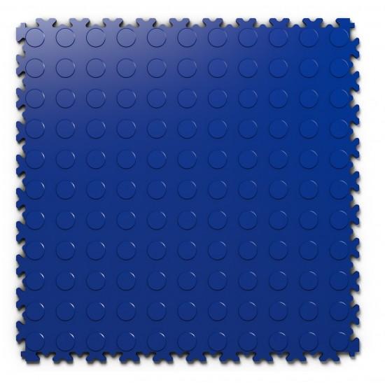 FL Light Coin Blue 7 mm