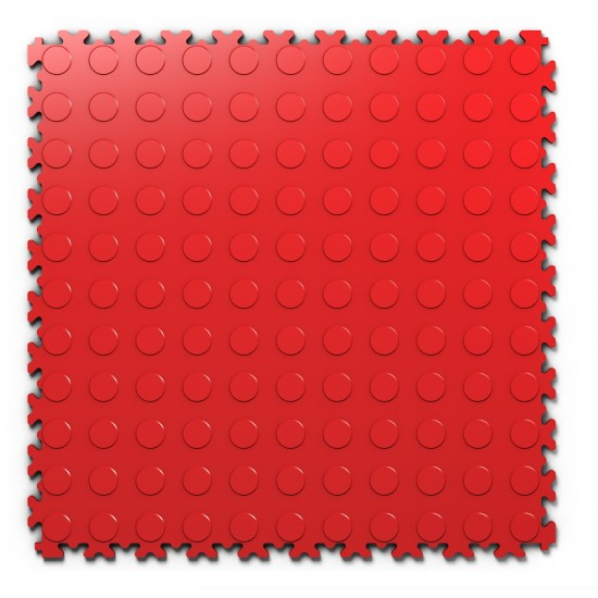FL Heavy Duty Coin Red 7 mm