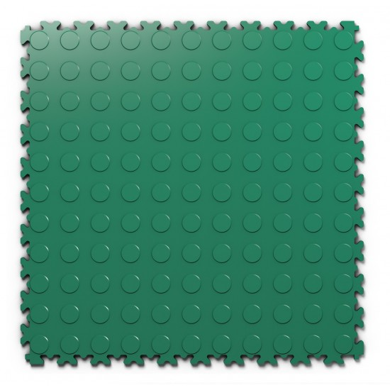 FL Heavy Duty Coin Green 7 mm