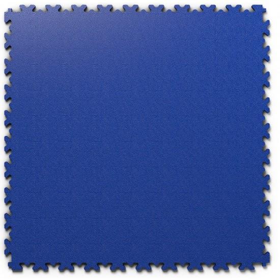 FL Heavy Duty Leather Blue 7 mm