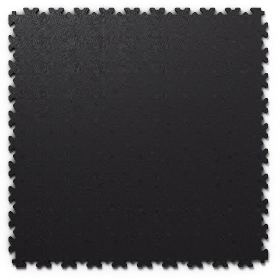 FL Heavy Duty Leather ECO Black 7 mm