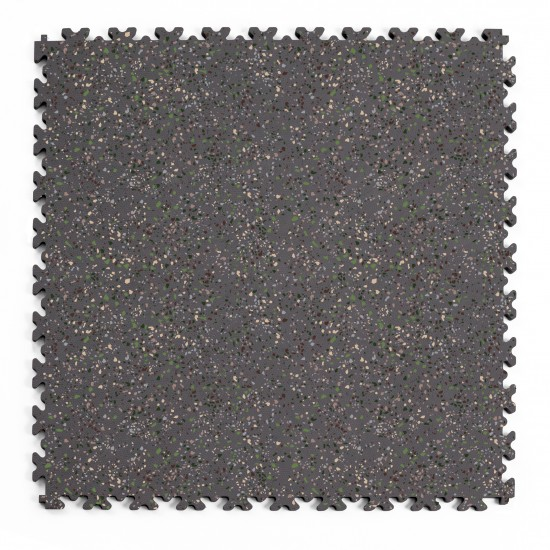 FL Heavy Duty Leather Granit 05 Eco GREY 7mm