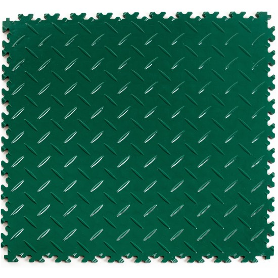 FL Standard Diamond Green 7 mm
