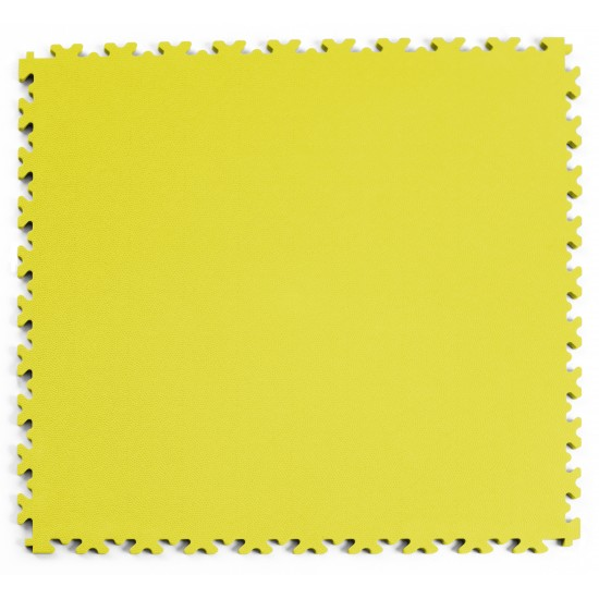 FL Standard Leather Yellow 7 mm
