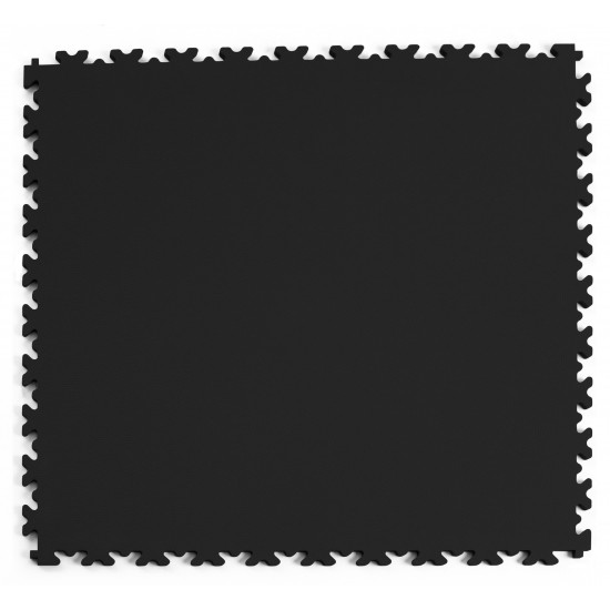 FL Standard Leather Black 7 mm