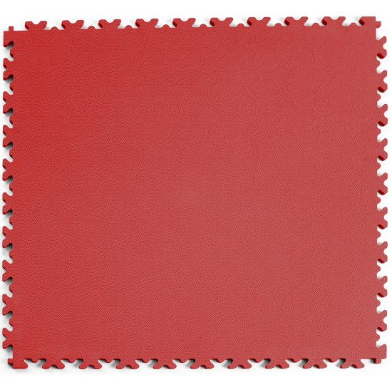 FL Standard Leather Red 7 mm