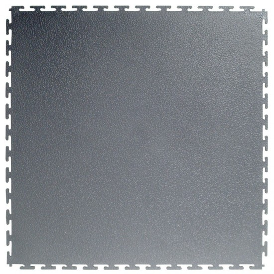 FT Heavy Duty Textured Recycled Grey 7mm