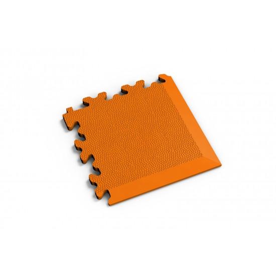 FL Leather vonkajší roh Orange