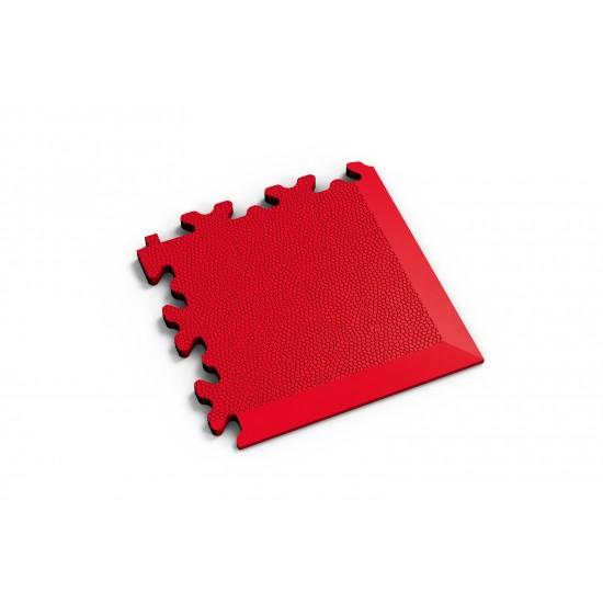 FL Leather vonkajší roh Red
