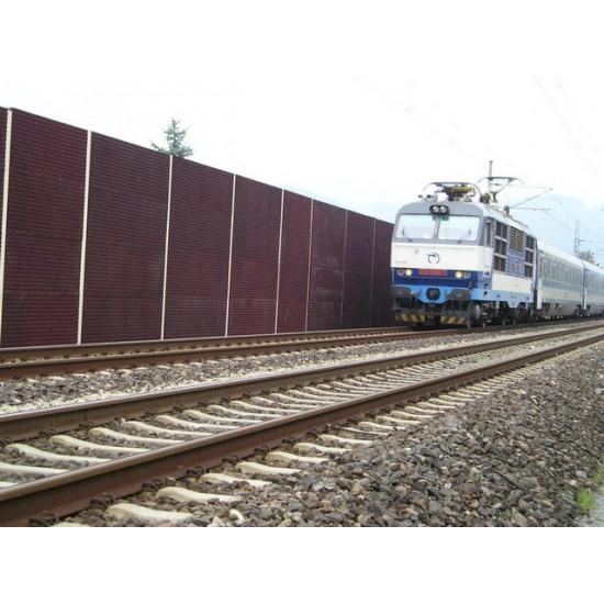 RE Panel na protihlukové steny Green 60mm