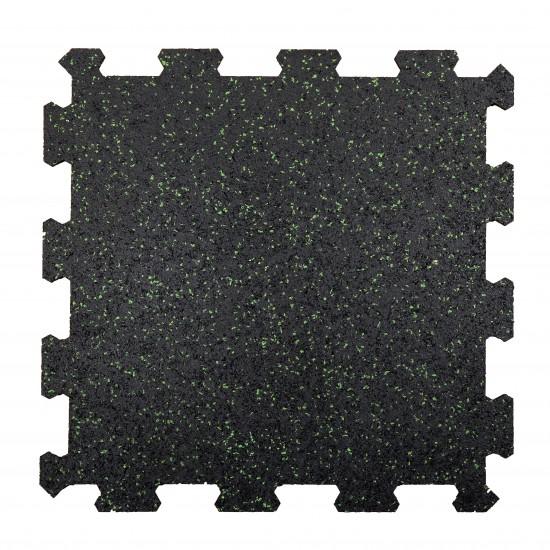 NS Puzzle Large Green 10mm, drobné granule s 10%EPDM