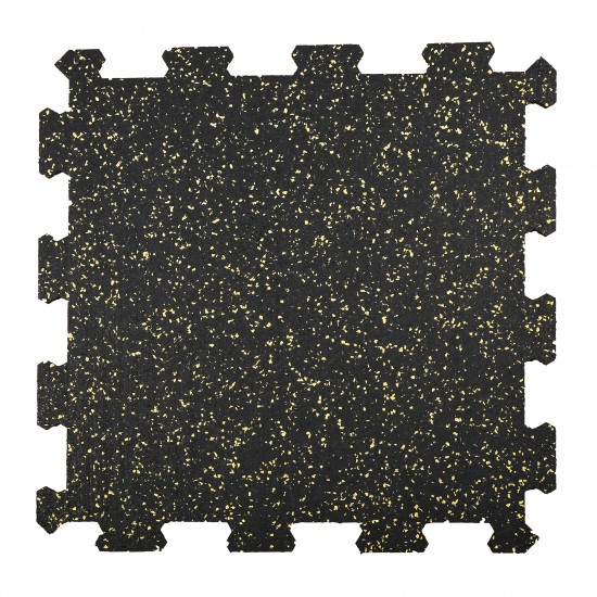 NS Puzzle Large Yellow 10mm, drobné granule s 10%EPDM