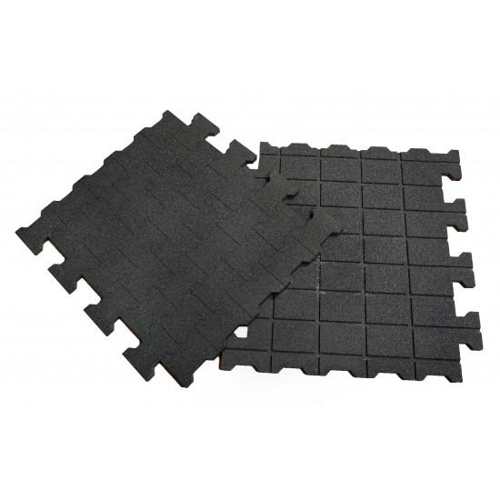 RE Zámková doska Black 30mm