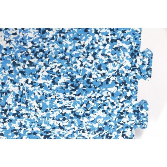 NS Puzzle Large Blue-White 8mm, 100%EPDM
