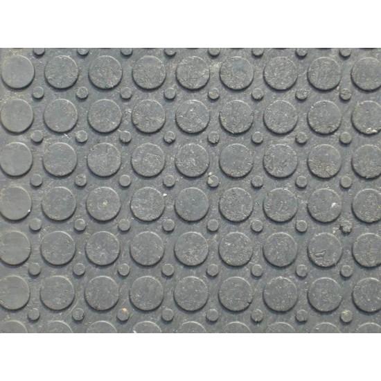 RP Hladká mincová podlaha 22mm