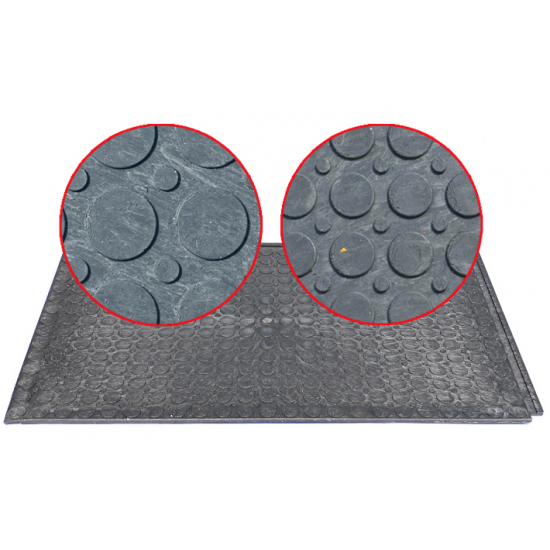 RP Obojstranná mincová podlaha 22mm