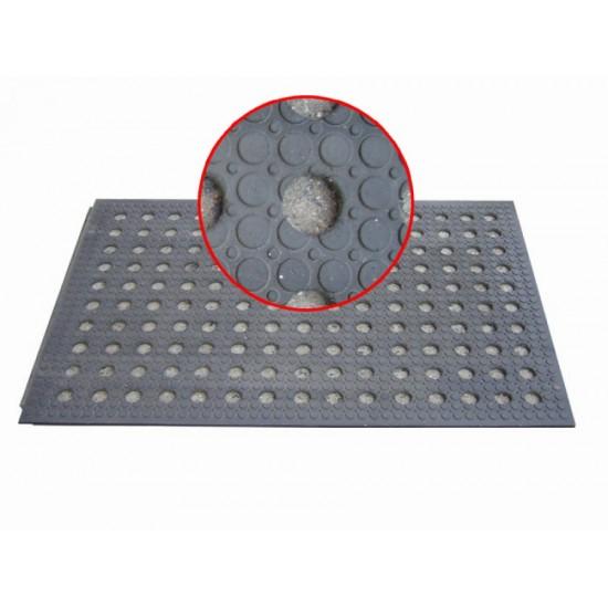 RP Hladká perforovaná podlaha 12mm