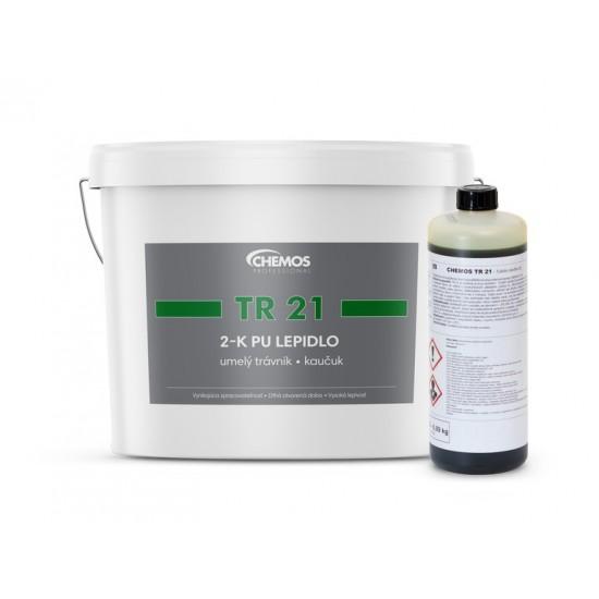PU lepidlo CHEMOS TR 21 7,8kg