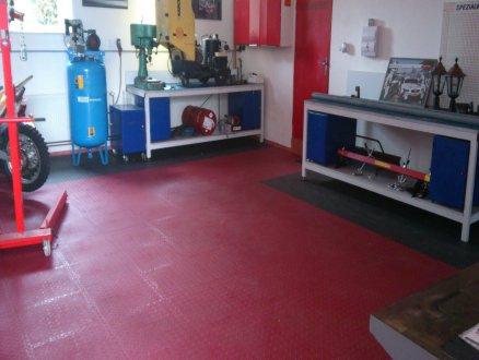 podlaha do dielne