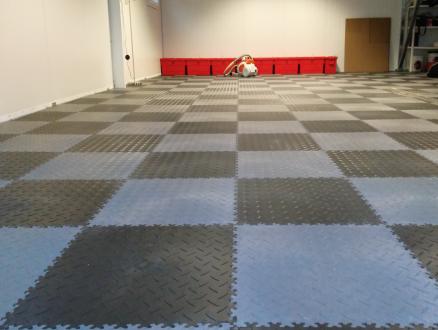 garazova podlaha FL eco grey