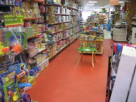 podlaha do komerčných priestorov