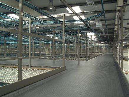 priemyselná podlaha