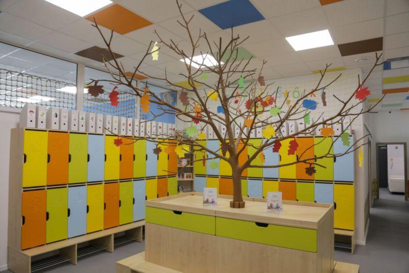 odolná podlaha materská škola